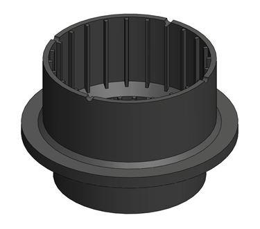 Solidor verlengstuk 35mm