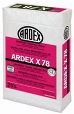 Ardex X 78 25kg