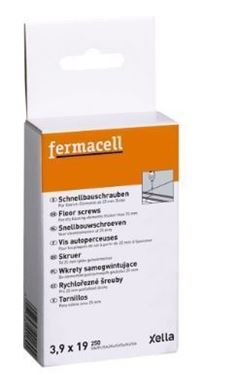 Fermacell snelbouwschroeven 3,9x19 mm