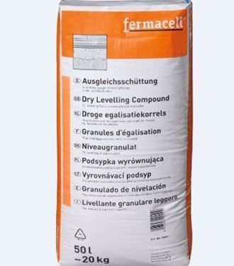 Fermacell egalisatiekorrels 0-4mm