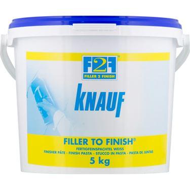 Afbeelding van Knauf F2F Filler To Finish 5kg
