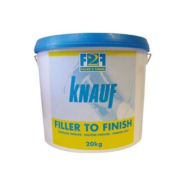 Afbeelding van Knauf F2F Filler To Finish 20kg