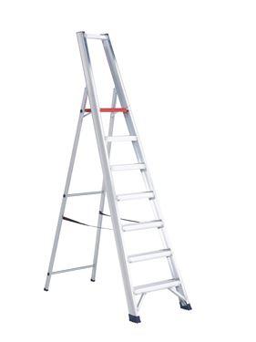 Afbeelding van Castor enkel oploopbare trap CEO 7