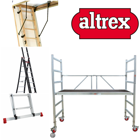 Afbeelding voor categorie Ladders en steigers