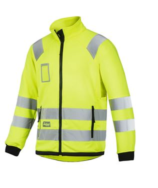 Afbeelding van Snickers High-Vis Fleece Jack