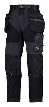 Afbeelding van Snickers FlexiWork Trousers+ met holsterzakken