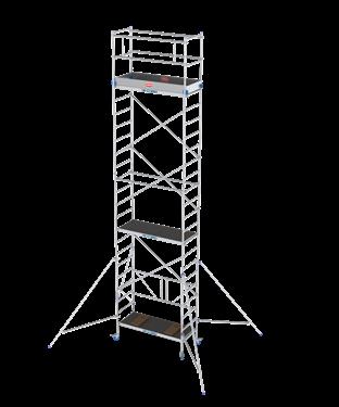Afbeelding van Vouw-/Rolsteiger RS TOWER 34 module A+B+C+D  (7,8m)