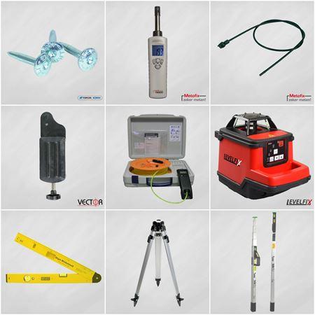 Afbeelding voor categorie Lasers&meten