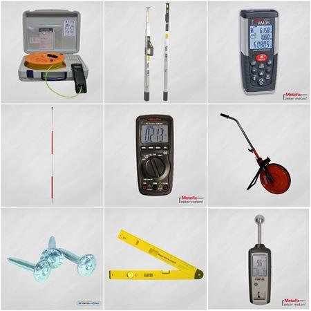 Afbeelding voor categorie Meetinstrumenten