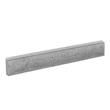 Boordsteen 100x15x5cm grijs