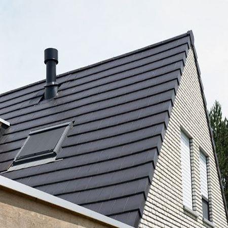 Afbeelding voor categorie vlakke dakpannen