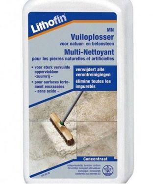 Lithofin MN Vuiloplosser 5L