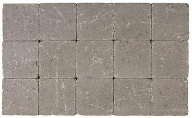Afbeelding van Getrommelde Bouwpuntklinker 15x15x6cm