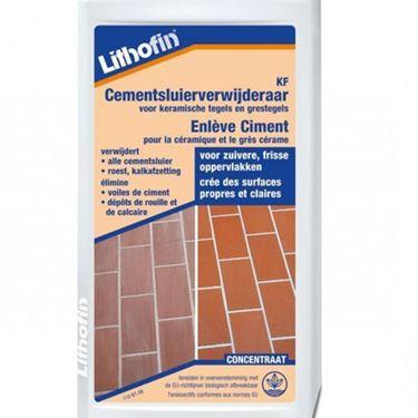 Lithofin KF cementsluierverwijderaar 1L