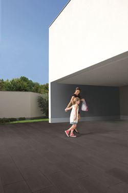Afbeelding van Bouwpunt Concrete Black Fine 80x40x4cm