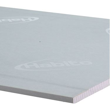 Afbeelding van Gyproc Habito - 2,6m x 0,60m x 12.5mm